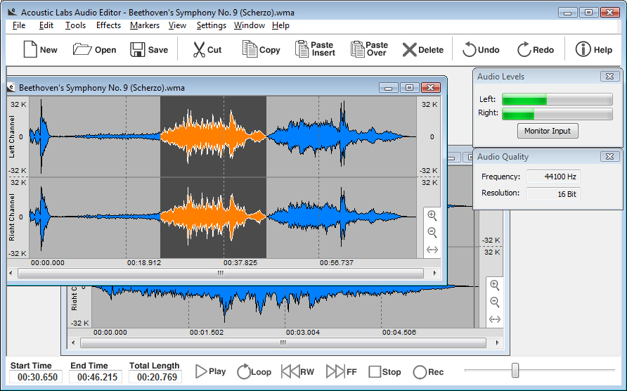 Mp3 Audio Editor - фото 11